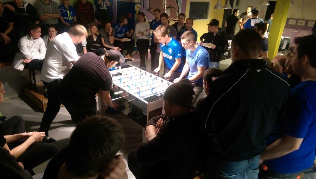 2. TFCL Turnier in der Teiggi Luzern