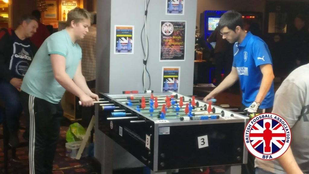 Pascal vs Callum Oakes [GBR], den späteren 2. am London Open.
