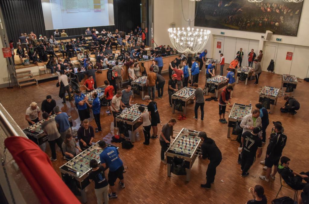 Turnier 2018 in Sempach
