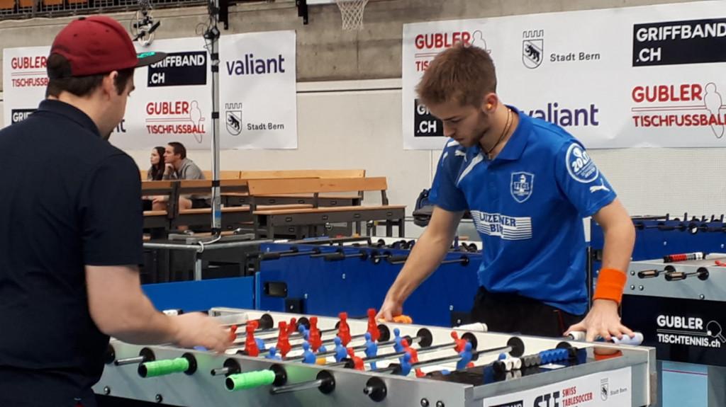 Martin wird jetzt vermehrt zu Hause trainieren damit wir den TFC St. Gallen im Herbst wieder in der regulären Spielzeit besiegen (und nicht ins Penaltyschiessen müssen).